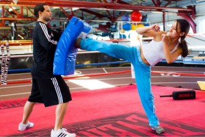 kickboxing-training