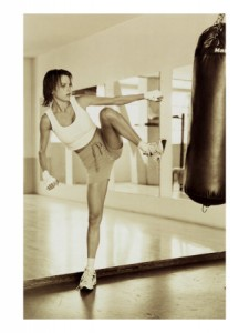 kickboxing-workout-routines