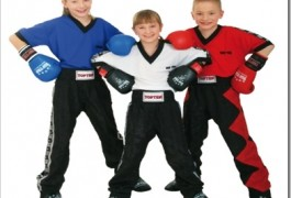Childrens Kickboxing Classes
