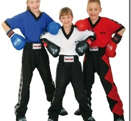 After School Program Activities – Kickboxing With A Twist