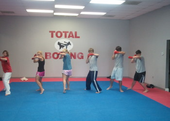 Atlanta Summer Program – Kickboxing School